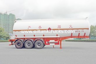 China 38cbm Chemical Liquid Tank Truck supplier