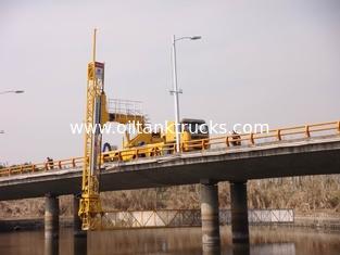 China 22m 390HP Platform Type Bridge Inspection  Vehicle VOLVO FM400 8X4 supplier