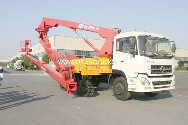 China Low Oil Consumption 16m Under Bridge Inspection Equipment Bridge Snooper Truck supplier