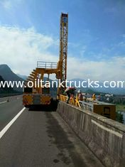 China 4 Axles Platform 22m Under Bridge Inspection Vehicle Euro III / IV FAW Chassis supplier