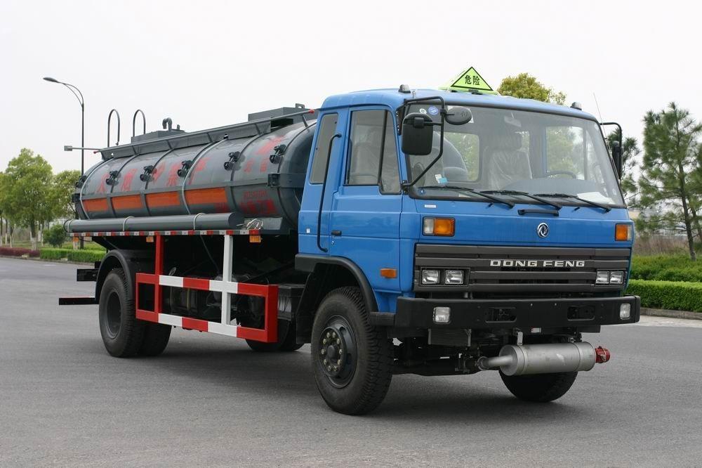 China Liquid Caustic Soda Tank Trailer 20m3 - China Liquid
