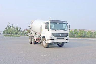 China 6x4 Concrete Mixer Trucks 8CBM 9CBM 10CBM Capacity (336HP) Sino Truck-HOWO distributor
