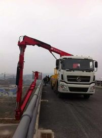 China DFL1250A9 Bucket Mobile Bridge Inspection Unit / Vehicle 6x4 HZZ5240JQJ16 distributor